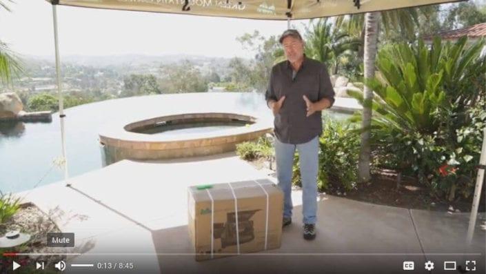 Davy Crockett Pellet Grill Assembly Video