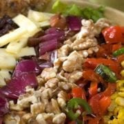 Grilled Mexican Cobb Salad