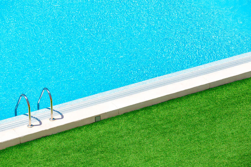 Green Isn T A Great Color For Your Pool