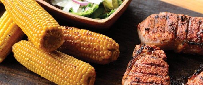 Grilled Entrecôte of Beef