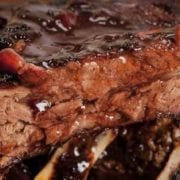Big Beef Ribs with Beer