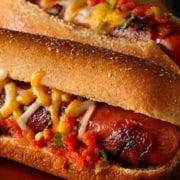 Turkey Bacon Dogs