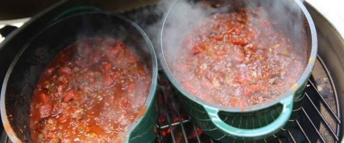 Dr. BBQ's Roasted Upside Down Chili