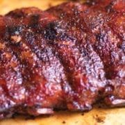 Famous Dave's Five Star BBQ Sticky Ribs