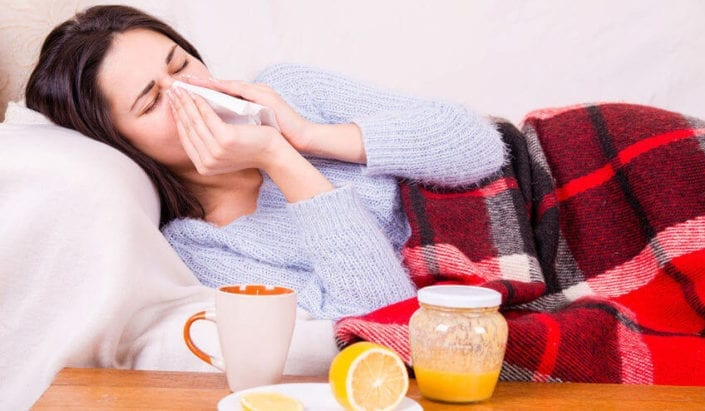 Staying Healthy During Cold and Flu Season