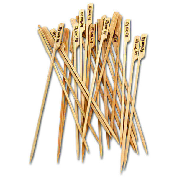 All Natural Bamboo Skewers-e