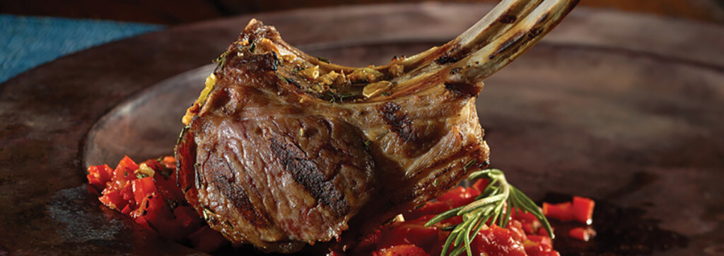 how to cook marinated lamb chops