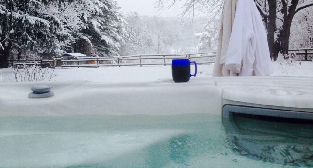9 Tips for Using Your Hot Tub in the Winter