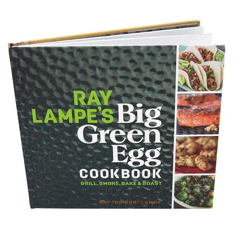 Ray Lampe's Big Green Egg