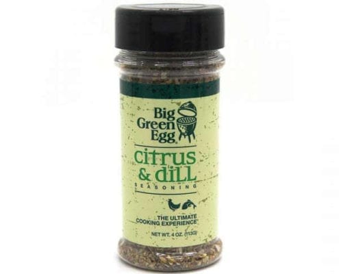 Citrus and Dill Seasoning