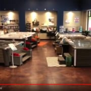 Townley's Hot Tub Showroom