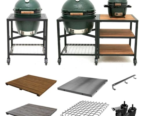 Big Green Egg Modular Nest System!