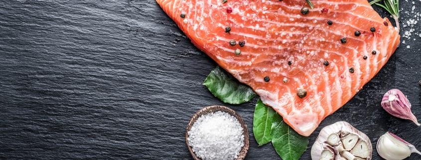 Pellet Grilled Salmon Fillet