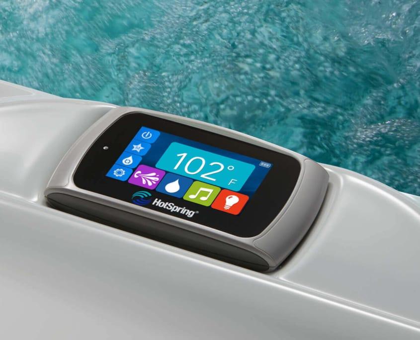 wireless touchscreen