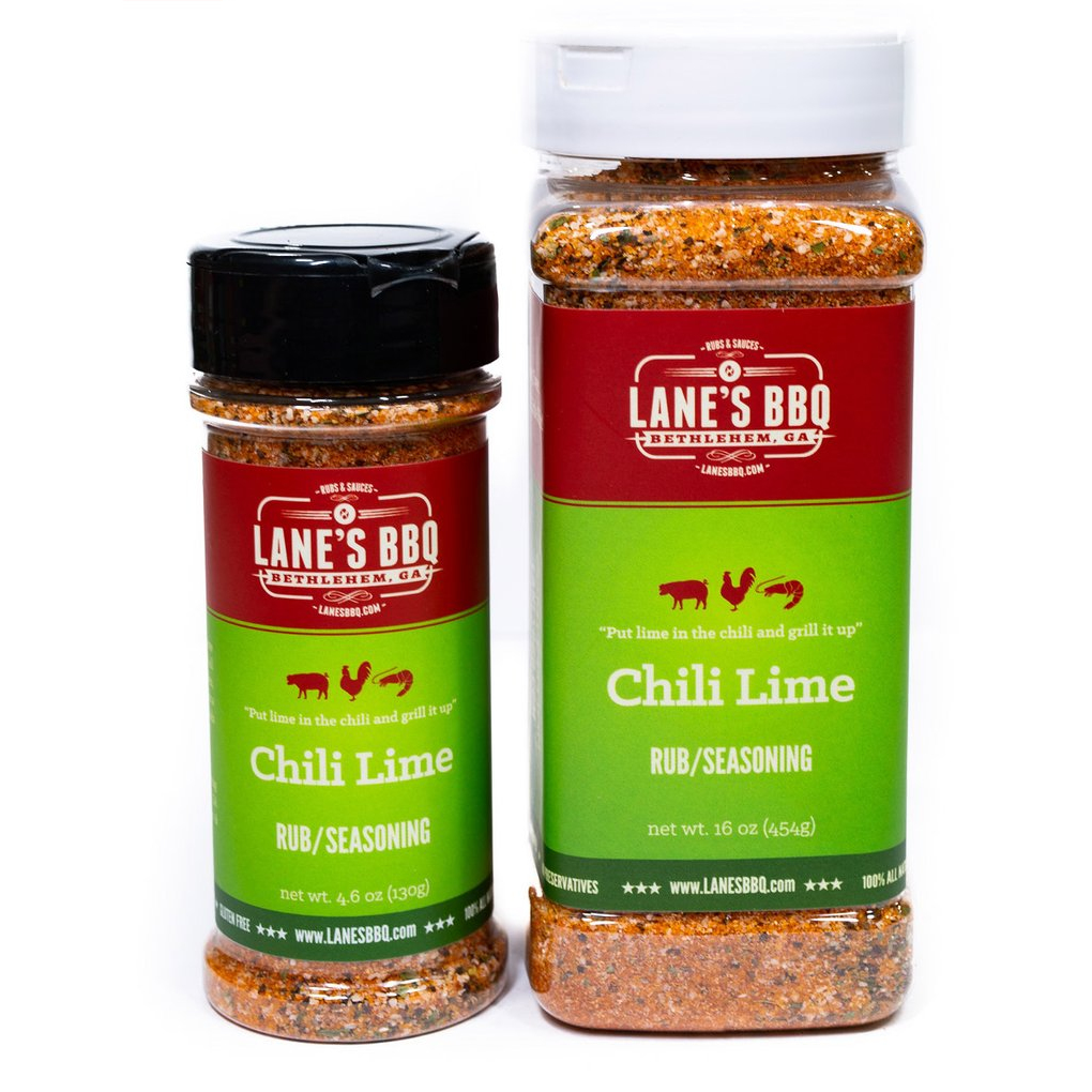 Lane's BBQ Chili Lime Rub