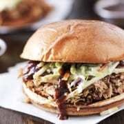 Steve's Own Pellet Smoked Pulled Pork