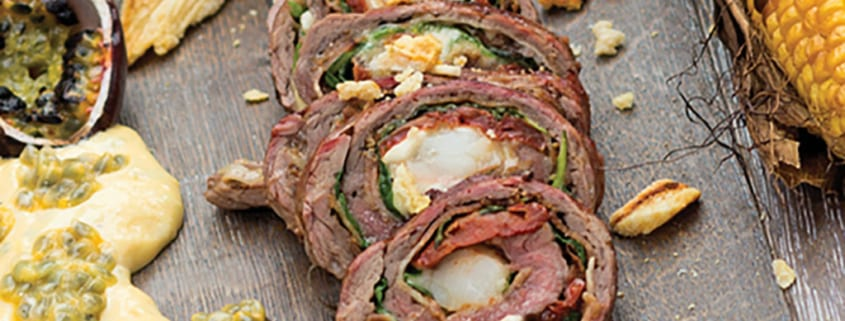 Surf and Turf Rolls