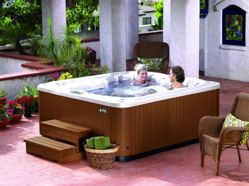 clean spa